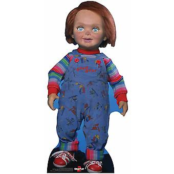 Chucky Good Guy Doll Official Lifesize Carton Découpe / Standee / Standup