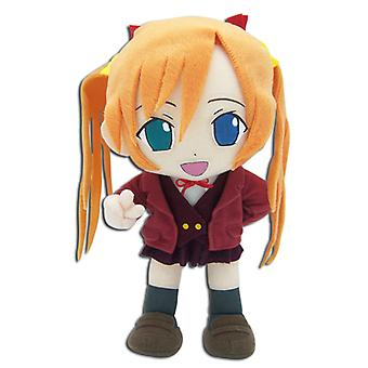Plush - Negima - Asuna 8'' Chibi Soft Doll Gifts Toys Anime New Licensed ge7012