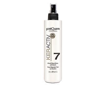 PostQuam Haircare Keractiv Absolut Repair Spray com queratina 200 Ml para as mulheres
