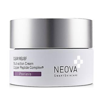 Neova Sensitive Relief + Psoriasis - Clear Relief Multi-action Cream - 50ml/1.7oz
