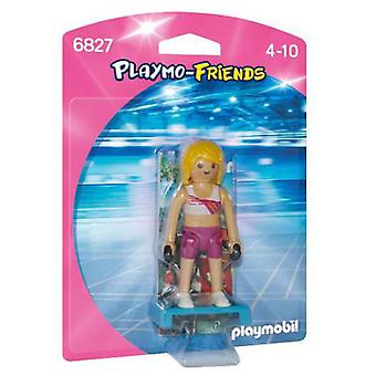 Playmobil Fitness Teacher 6827