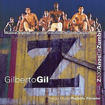 Gilberto Gil - Z: 300 Anos De Zumbi [CD] USA import
