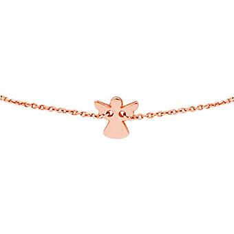 Gemshine Gold-plated Women's Ring Link Bracelet - Angfesr