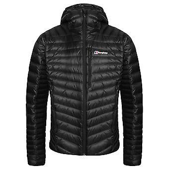 Berghaus Jet Black Mens Extrem Micro Down Jacket 2.0