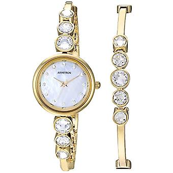 Armitron Clock Donna Ref. 75/5665MPGPST