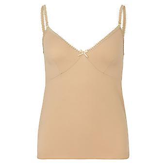 Slenderella GL2712 Kadınlar's Gaspe Camisole Top