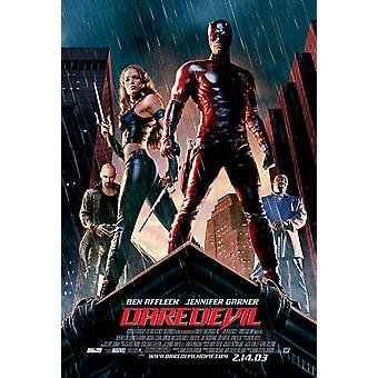 Daredevil (Double Sided Regular) (2003) Original Cinema Poster