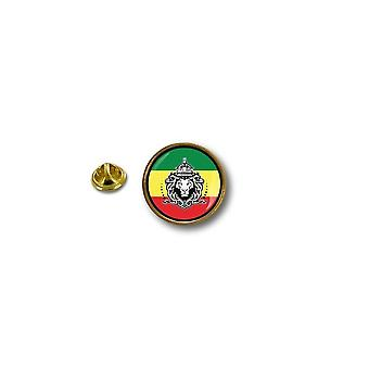 Pine PineS PIN badge PIN-apos; s metal biker Motard Rasta reggae rastafari Judah Afrika