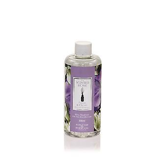 Ashleigh & Burwood scented Home Reed difusor recarga garrafa 300ml casa fragrância
