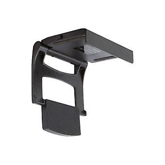 Universal tv mount bracket stand clip holder for microsoft xbox one kinect sensor 2 - black