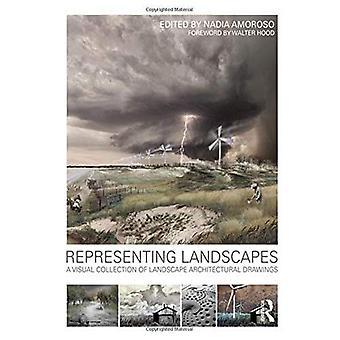 Vertretung Landschaften: Eine visuelle Sammlung von Architekturzeichnungen Landschaft