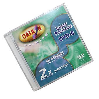 Data-On 8cm Mini (Jewel Case) DVD-R -2X/1,4GB Getto d'inchiostro