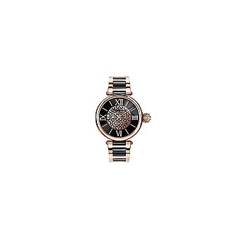 Thomas Sabo ure Thomas Sabo Karma rustfrit stål sort Dame Watch WA0280