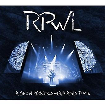 Rpwl - Show Beyond Man & Time [CD] USA import
