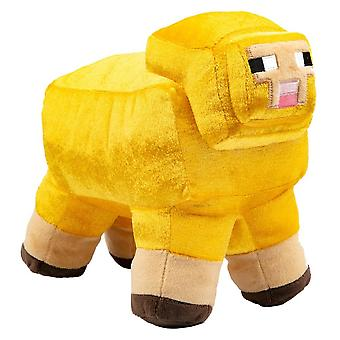 Minecraft, stuffed animals/stuffed Toys-Gold Sheep