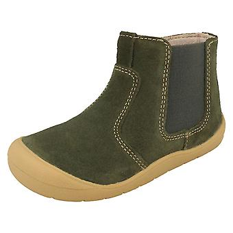Boys Startrite Ankle Boots First Chelsea