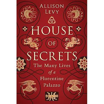 Huis van geheimen door Allison Levy
