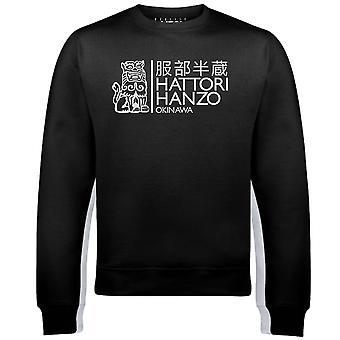 Män ' s Hattori Hanzo Sweatshirt