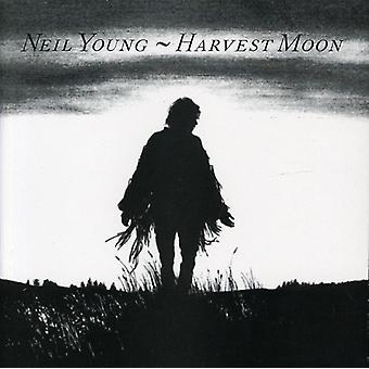 Neil Young - Harvest Moon [CD] USA import