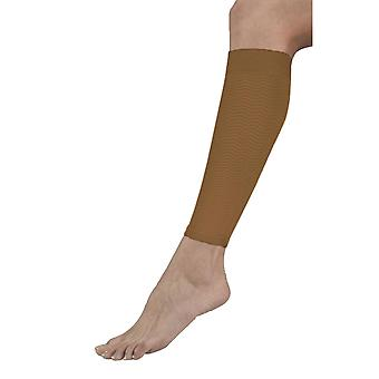 Solidea Leg Footless Support Socks [Style 316A5] Noisette (Dark Beige)  XL