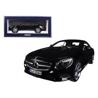 2014 Mercedes Classe S Coupé Noir 1/18 Diecast Model Car par Norev
