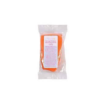 Pastel Estrella Naranja Modeling Paste 100g