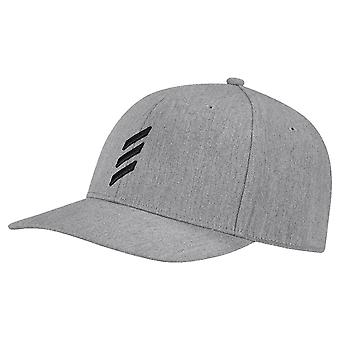 adidas Golf Unisex 2020 Golf Bold Stripe Snapback Pre-Curved Peak Brim Cap