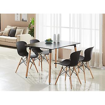 Alessia Halo Dining Set