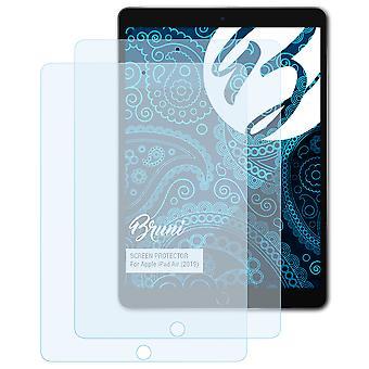 ブルーニ 2x スクリーン プロテクターと互換性アップルの iPad の空気 (2019) 保護フィルム