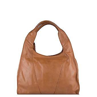 Legend BACOLI-A Brown Woman Shoulder Bag (Brown (cognac 0004)) 15x26x36 cm (B x H x T)