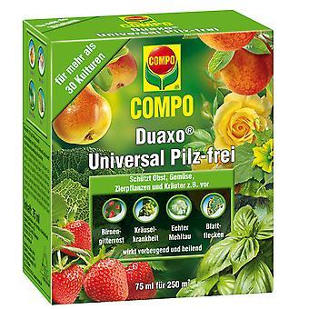 COMPO Duaxo® عالمي خالية من الفطر، 75 مل