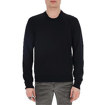 Maison Margiela S30hb0184s17297511 Men's Blue Cotton Sweatshirt