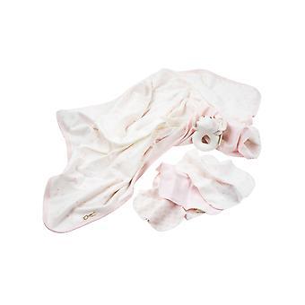 Organic Wash Set Filin, Pink