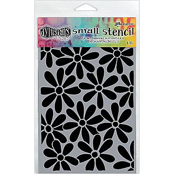 "Dyan Reaveley's Dylusions Stencils 5""X8"" - Spring Bloom"