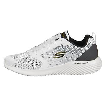 Skechers Bounder 232004WBK universal all year men shoes