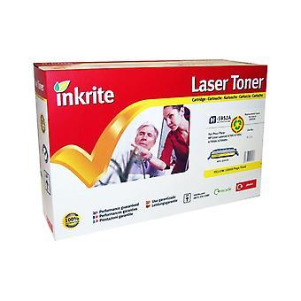 Inkrite Laser Toner Cartridge yhteensopiva HP LaserJet 4700 keltainen väri