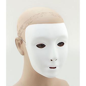 Plain White Face Mask (Box =12dz)