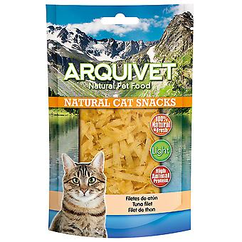 Arquivet Natural Snack for Cats Tuna Steaks (Cats , Treats , Eco Products)