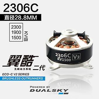 DualSky ECO 2306C 1900KV 144 W
