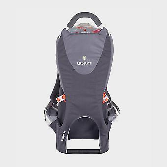 New Littlelife Ranger S2 Child Carrier Grey