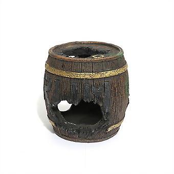 Blue Ribbon Ruinen Wracks und Schädel Rum Barrel Höhle für kleine Haustiere