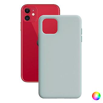 Mobile cover Iphone 11 Contact Silk/Blue