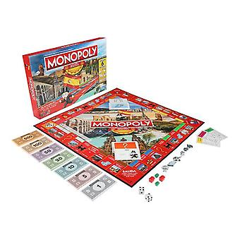 Spain Monopoly Hasbro