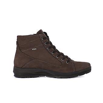 IGI&CO Nabuck Soft Oil 8790MORO universal toute l'année chaussures pour femmes