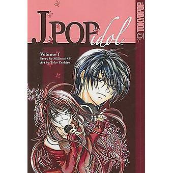 J Pop Idol Manga by Yashiro Tolo - 9781427807373 Book
