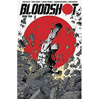 Bloodshot (2019) Book 2 by Tim Seeley - 9781682153505 Book