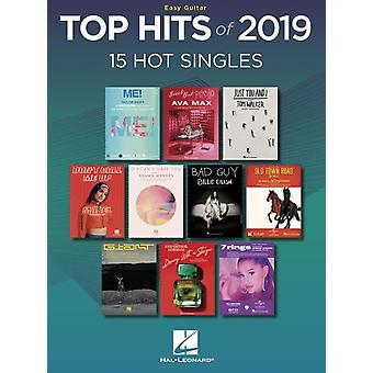 TOP HITS OF 2019 EASY GUITAR