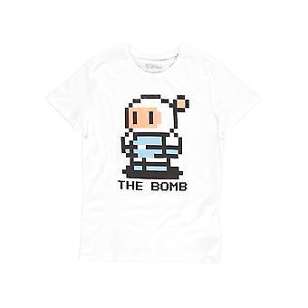 Official Bomberman Retro Men's T-shirt