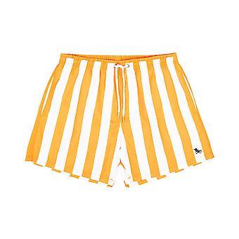 Dock & bay swim shorts - cabana - ipanema orange