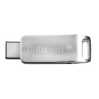 INTENSO 3536470 16 GB prata pen-drive